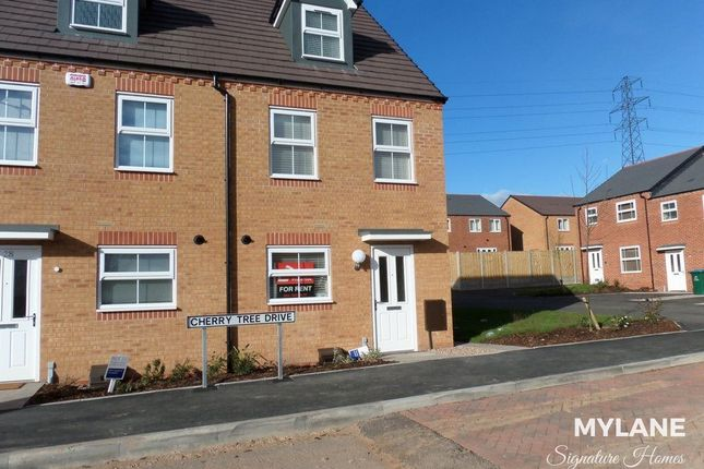 Thumbnail Property to rent in Cherry Tree Drive, White Willow Pk
