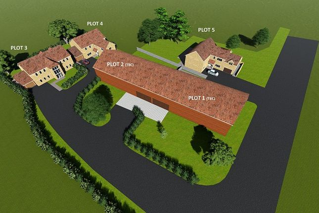 Thumbnail Detached house for sale in Upper Weston Barns, Weston Under Penyard, Ross-On-Wye, Herefordshire.