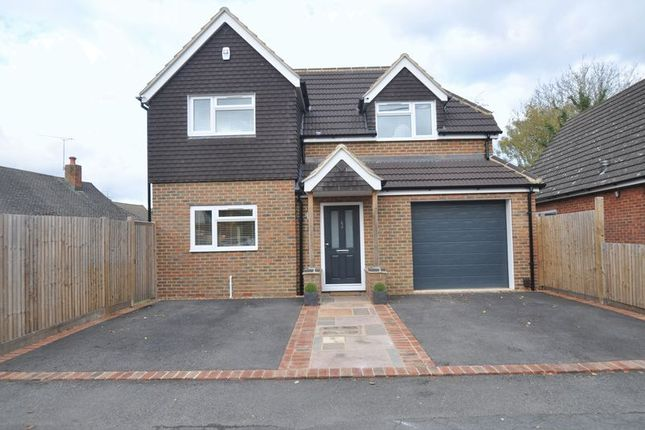 Thumbnail Detached house for sale in Holly Road, Farnborough