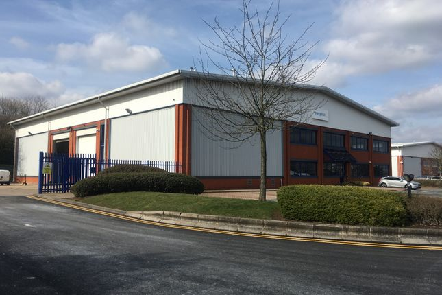 Thumbnail Industrial to let in Unit 5 Roman Park, Coleshill