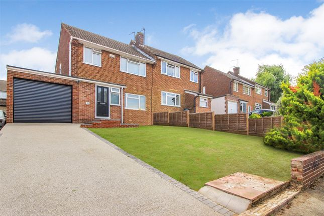 Thumbnail Semi-detached house for sale in Dryland Road, Snodland, Kent