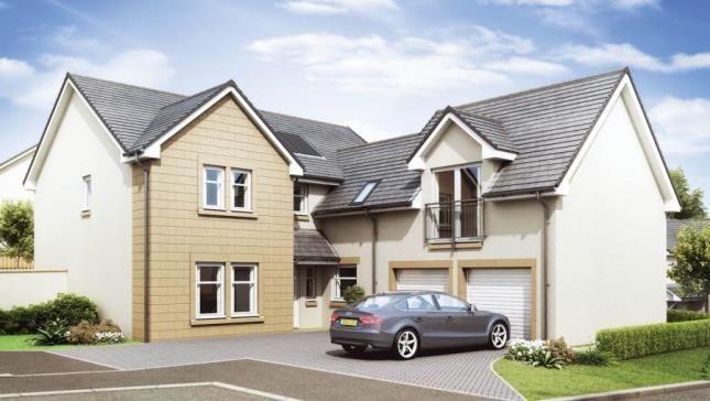 Thumbnail Detached house for sale in Calderpark, Uddingston, Glasgow, North Lanarkshire