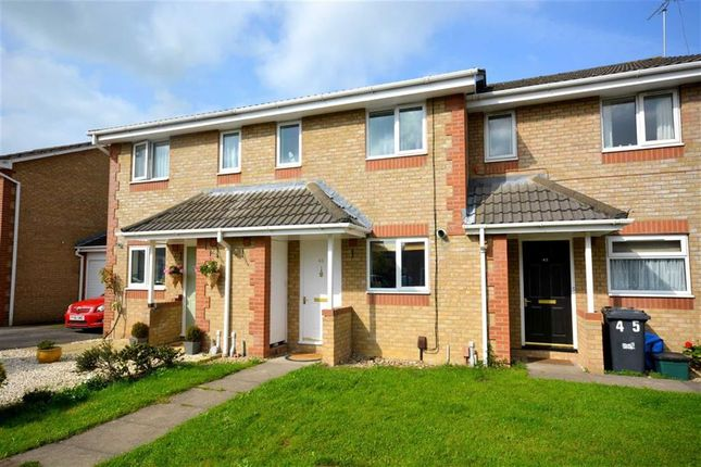 Thumbnail Terraced House For Sale In Downy Close Quedgeley Gloucester