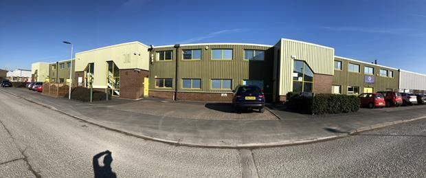 Thumbnail Office to let in Glendale Park, Sandycroft Industrial Estate, Deeside, Flintshire