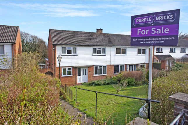Thumbnail Semi-detached house for sale in Middlemoor Road, Camberley