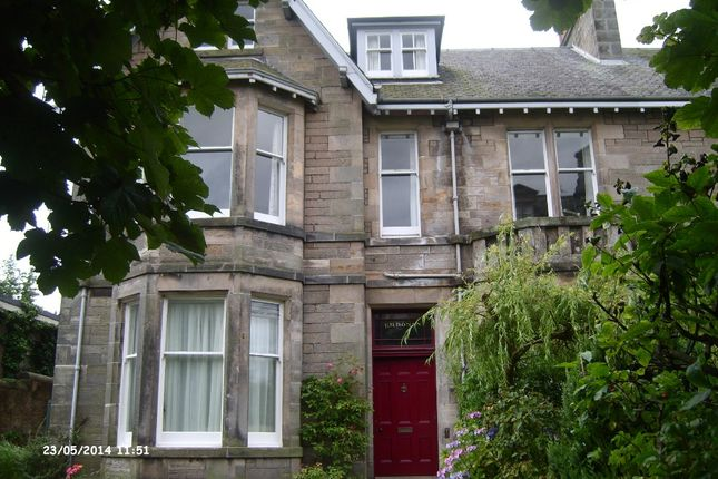 Thumbnail Flat to rent in 6 Links Crescent, St Andrews, Fife