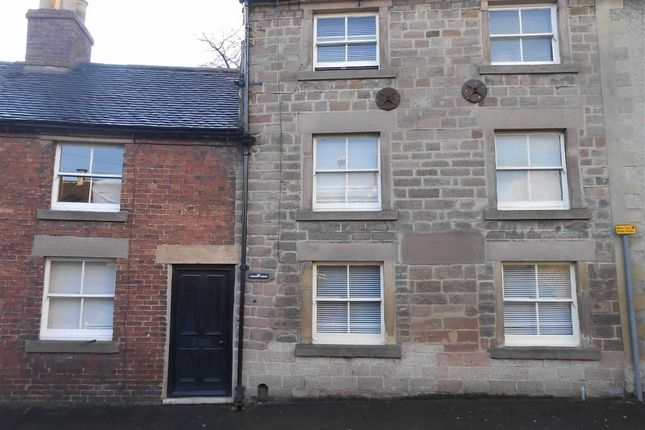 Thumbnail Cottage to rent in The Cheshire Cheese, North End, Wirksworth, Derbyshire