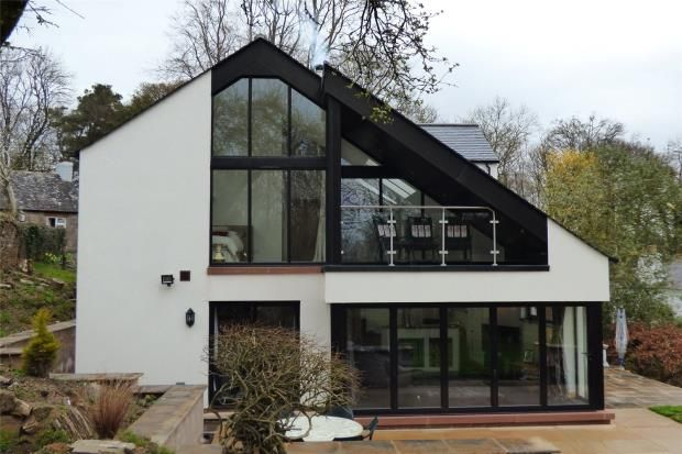 4 bed detached house for sale in The Spinney, Eaglesfield, Lockerbie, Dumfries And Galloway