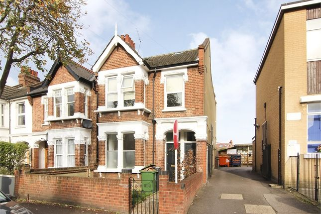 Thumbnail Flat for sale in Greenleaf Road, Walthamstow, London