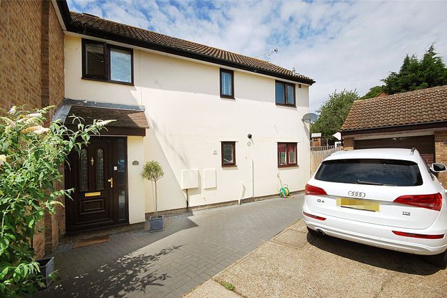 Thumbnail Semi-detached house for sale in Glendale, South Woodham Ferrers, Chelmsford, Essex