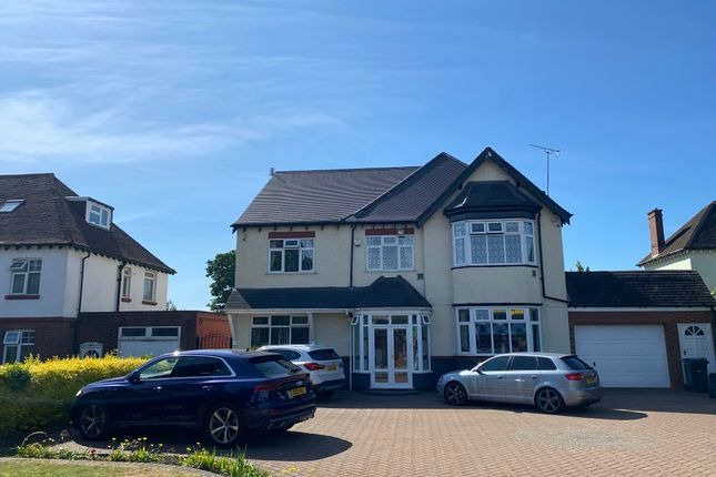 Thumbnail Detached house for sale in Hagley Road, Edgbaston