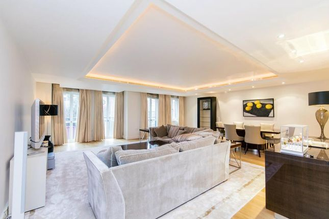 Thumbnail Flat to rent in Lancelot Place, Knightsbridge