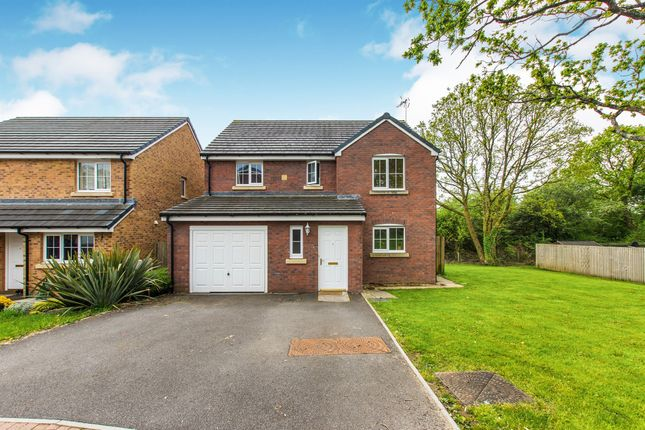 Thumbnail Detached house for sale in Dyffryn Y Coed, Church Village, Pontypridd