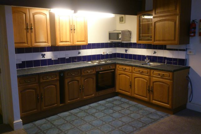Thumbnail Flat to rent in Flat 4 St Mary's, Church Hall, Haverfordwest