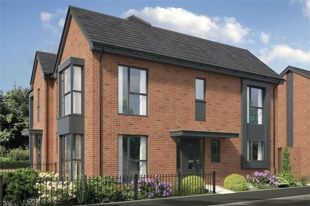 2 bed semi-detached house for sale in Papenham Green, Canley, Coventry, West Midlands
