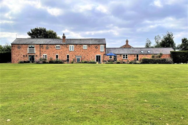 Thumbnail Barn conversion for sale in Lutterworth Road, Shelford, Hinckley