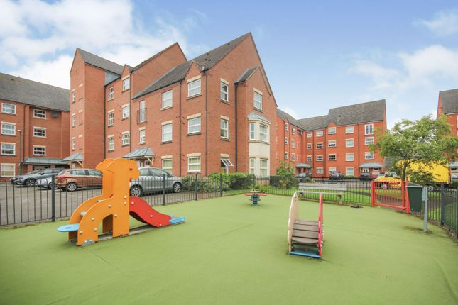 Communal Gardens of Cole Court, Coventry CV6
