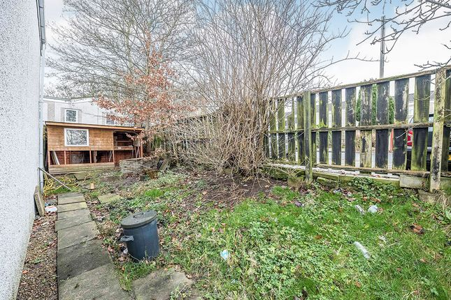 Garden of Fairstead, Skelmersdale, Lancashire WN8
