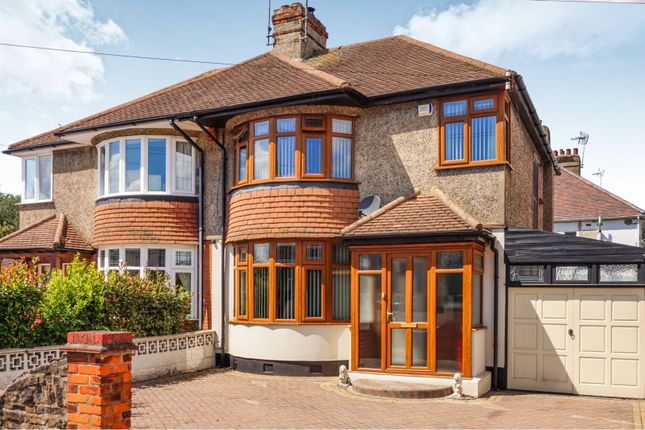 3 bed semi-detached house for sale in Manners Way, Southend-On-Sea SS2