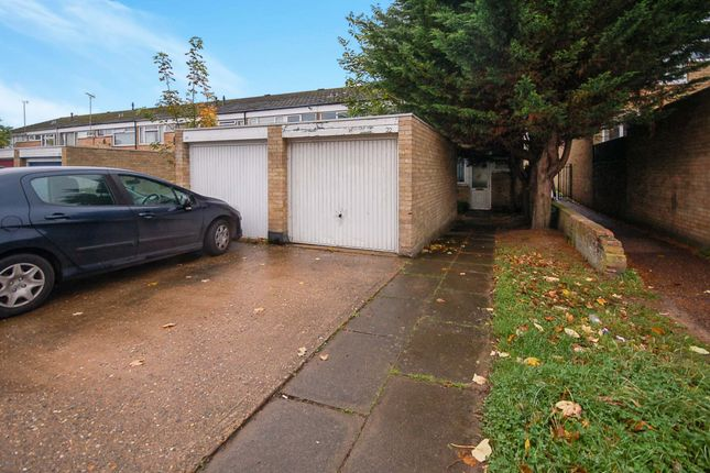 Thumbnail End terrace house for sale in Guildford Way, Thetford, Norfolk