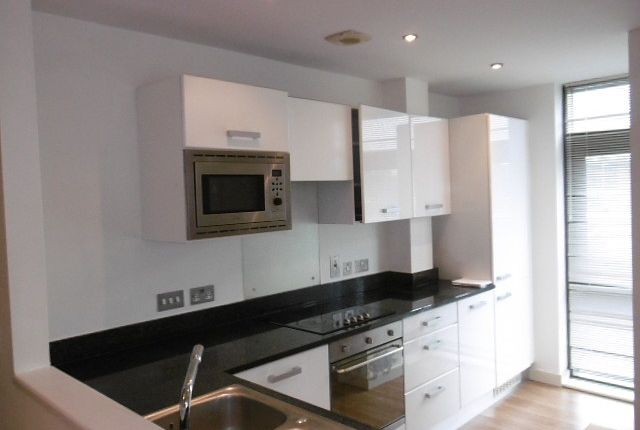 Thumbnail Flat to rent in Carlin House, Beeston