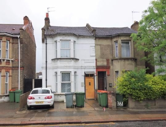 Thumbnail End terrace house for sale in Upton Lane, London
