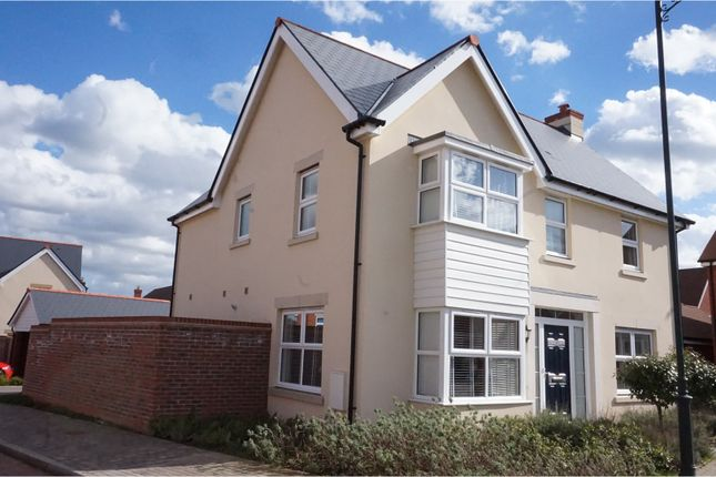 Thumbnail Detached house for sale in Langley Way, West Malling