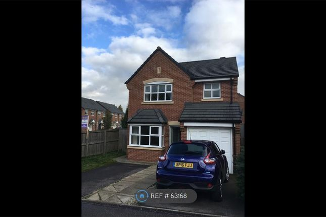 Thumbnail Detached house to rent in Wheatley Drive, Castleford