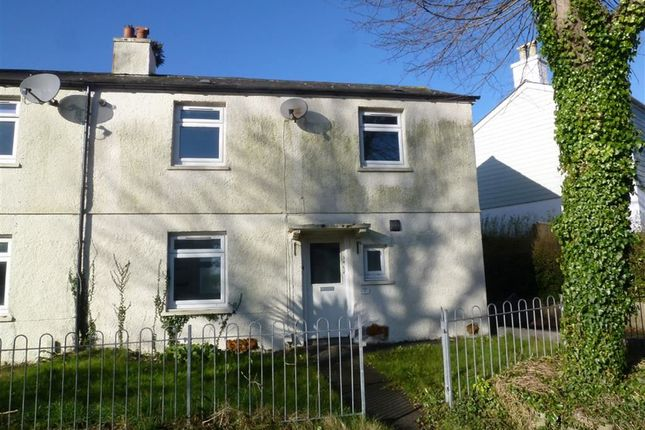 Thumbnail Semi-detached house for sale in Goodwin Crescent, Plymouth