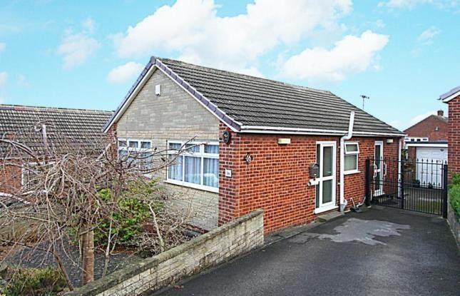 Thumbnail Bungalow for sale in Highgate Drive, Dronfield, Derbyshire