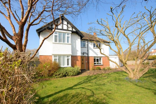 Thumbnail Detached house for sale in Brockhill Road, Saltwood