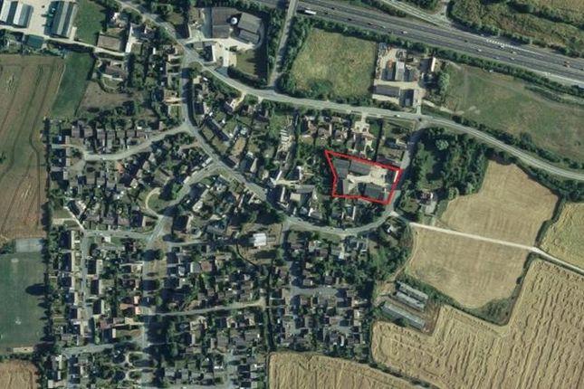 Thumbnail Commercial property for sale in Manor Farm, Ellington, Huntingdon, Cambridgeshire