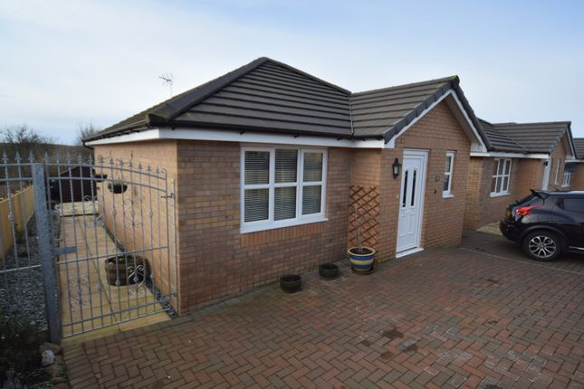 Thumbnail Detached bungalow for sale in Crompton Drive, Dalton-In-Furness, Cumbria