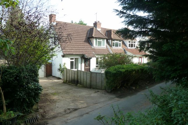 Thumbnail Semi-detached house for sale in Ham Link, Burrington Coombe