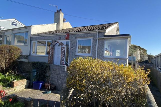 Thumbnail Semi-detached bungalow for sale in Priory Close, Holyhead