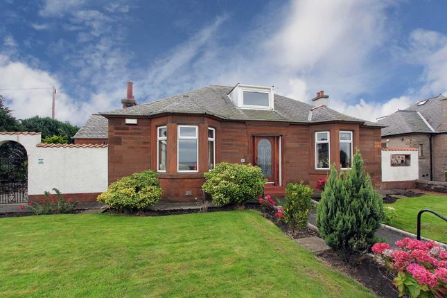 Thumbnail Detached bungalow for sale in 4 Edinburgh Road, Musselburgh