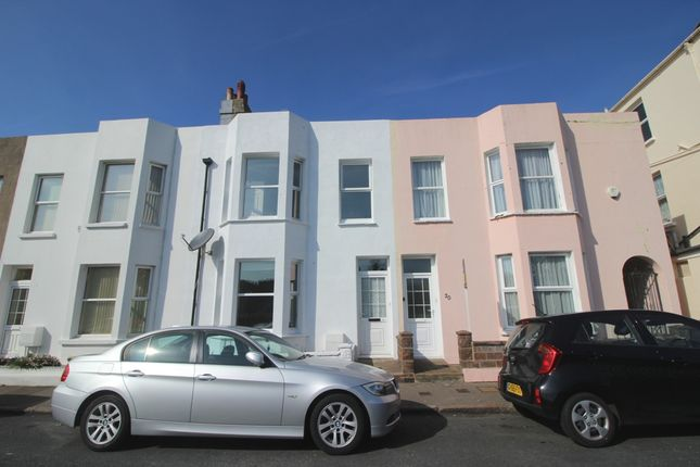 Thumbnail Terraced house for sale in Cambridge Road, Redoubt, Eastbourne