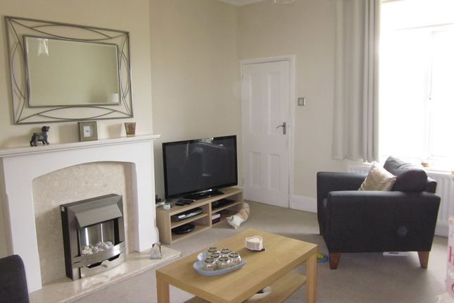 Thumbnail Flat to rent in Attwood Terrace, Tudhoe Colliery, Spennymoor