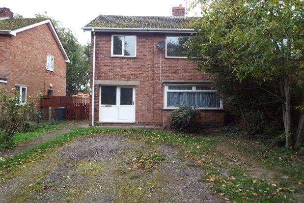 Thumbnail Property to rent in Marshes Cottages, London Road, Sleaford