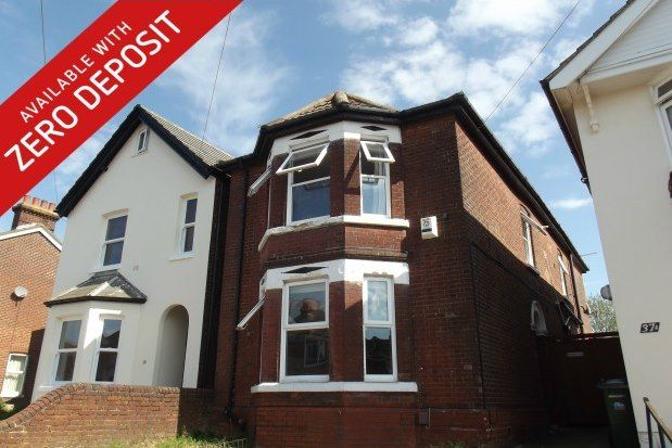 Thumbnail Property to rent in Chafen Road, Southampton