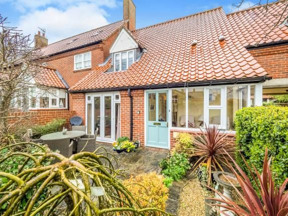 Thumbnail Terraced house for sale in North Street, Burnham Market, King's Lynn