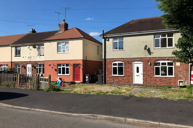 Thumbnail Semi-detached house to rent in Bank Road, Atherstone