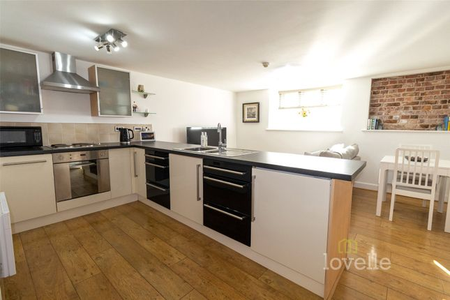 2 bed flat for sale in Furleys Wharf, Bridge Street, Gainsborough DN21