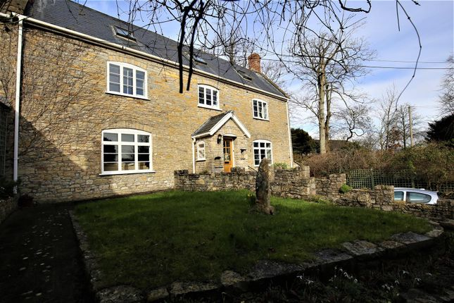 Thumbnail Property for sale in Lascot Hill, Wedmore