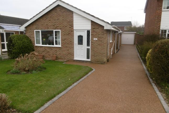 3 bed bungalow to rent in Marlow Road, Gainsborough