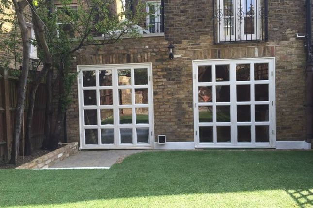 Thumbnail Terraced house to rent in Santos Road, Putney, London