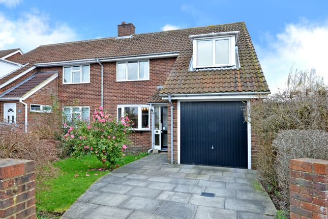 3 bed semi-detached house for sale in Commercial Road, Staines