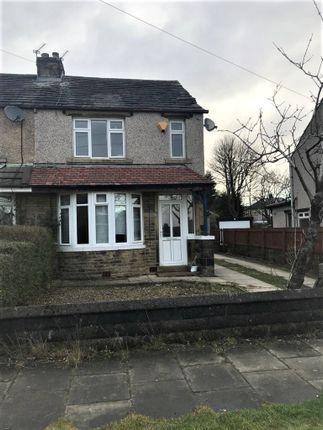 Thumbnail Semi-detached house to rent in Westbury Road, Bradford
