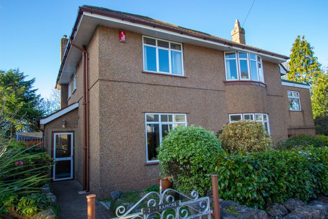 Thumbnail Detached house for sale in Tor Road, Hartley, Plymouth