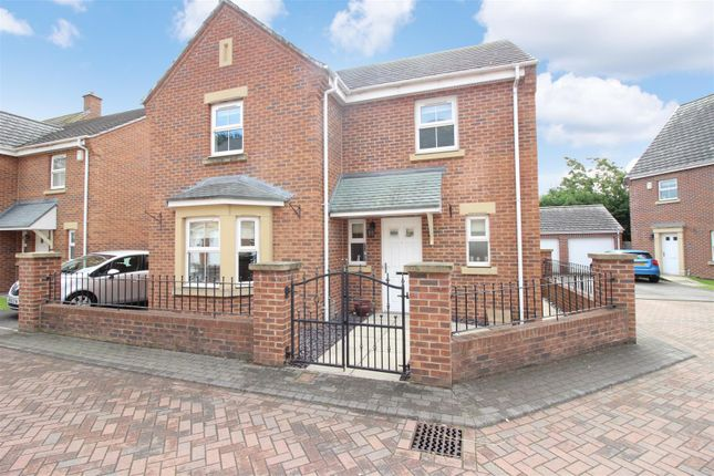 Thumbnail Detached house for sale in Nursery Close, Kippax, Leeds